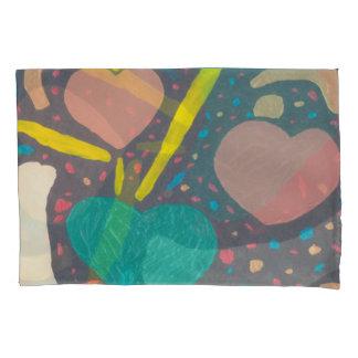Feiern Sie Liebe-Kissenbezug Kissenbezug