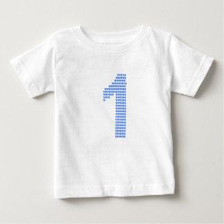 Feiern Sie Sein 1 Baby T-shirt