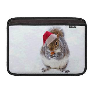 Feiertags-Eichhörnchen Sleeve Fürs MacBook Air