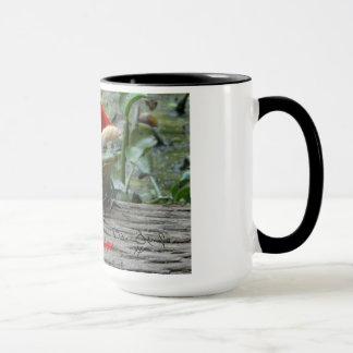 Feiertags-Frosch-Tasse Tasse