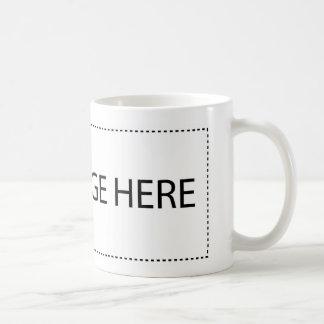 Feiertags-Geschenk-Vorlagen Gewohnheits-St. Kaffeetasse