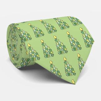 Feiertags-Handschuh-Baum-Krawatte Individuelle Krawatten