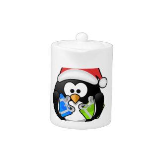 Feiertags-Pinguin