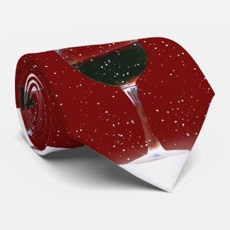 Feiertags-Wein-Krawatte Individuelle Krawatte