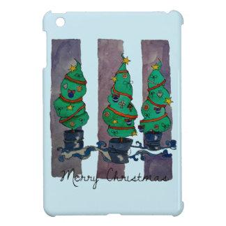 Feiertagsbäume iPad Mini Hülle