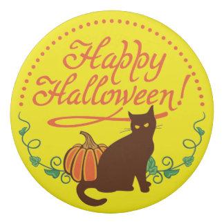 Feiertagsgrüße von der schwarzen Katze Radiergummi 1