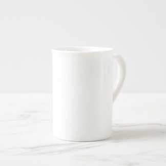 Feine glückliches neues Jahr der Porzellan-Tasse Prozellantasse