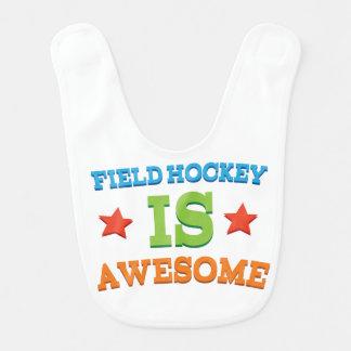 Feld-Hockey ist fantastischer Lätzchen