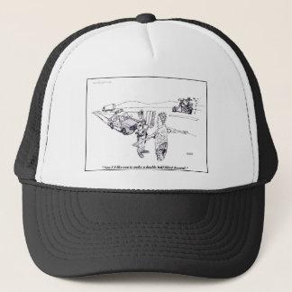 Feld-Nüchternheit-Test-Hut Truckerkappe