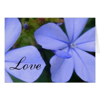 Félicitations de mariage d'amour carte de vœux
