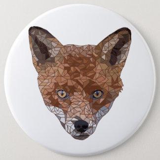 Felix der Fox Runder Button 15,3 Cm