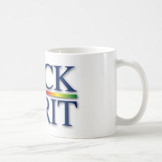 Felsen-Geist Kaffeetasse