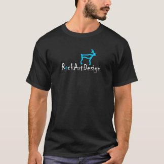 Felsenkunstkaribu T-Shirt