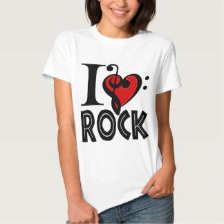Felsenmusik der Liebe I, Rock-and-Roll Hemden