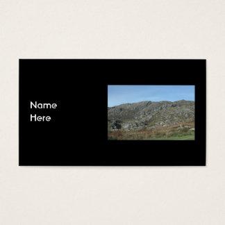 Felsige Hügel nähern sich Dursey Kopf. Irland Visitenkarte