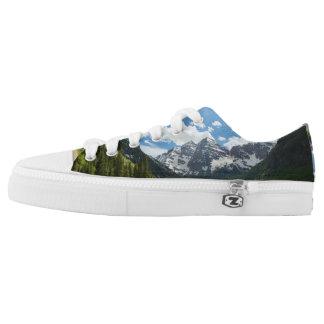 Felsiger Berg hoch Niedrig-geschnittene Sneaker