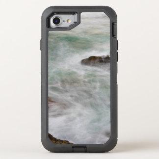 Felsiger Ufer-Meerblick OtterBox Defender iPhone 8/7 Hülle