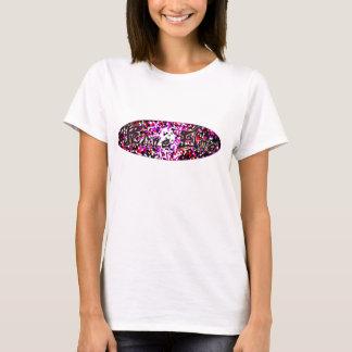 Femelle de T-shirt de Rune Emo