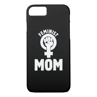 feministische Mamma iPhone 7 Hülle
