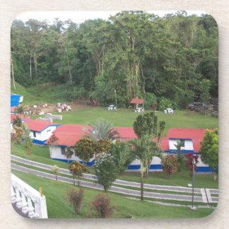 Ferienrückzug in Costa Rica Untersetzer