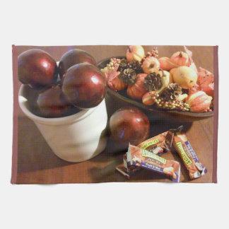 Ferienzeit-Tabellendekor-Geschirrtuch Küchentuch