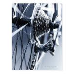 Fermez-vous des vitesses 2 de bicyclette cartes postales