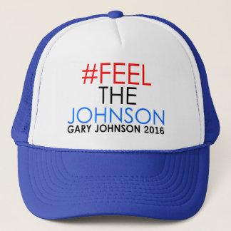 Fernlastfahrer-Hut 2016 #feelthejohnson Garys Truckerkappe