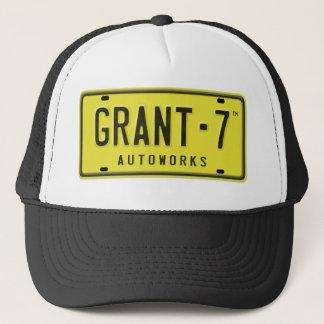 Fernlastfahrer-Hut des Logo-G7 Truckerkappe