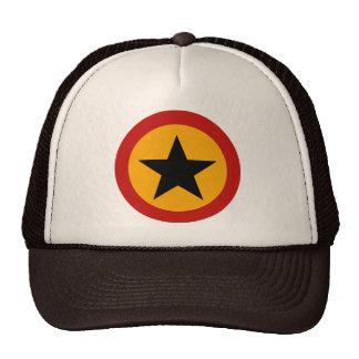 Fernlastfahrer-Hut Netz Caps