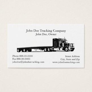Fernlastfahrer-tauschenVisitenkarte Visitenkarte