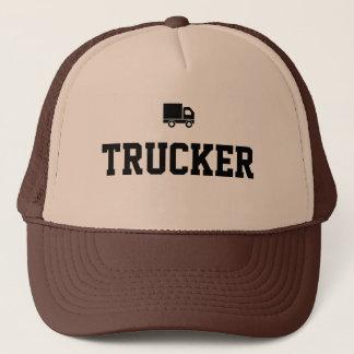 Fernlastfahrer Truckerkappe