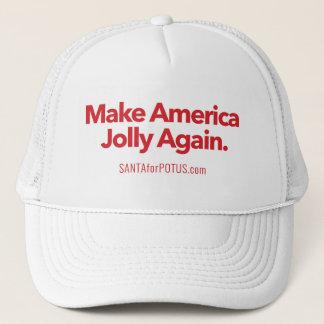 """Fernlastfahrerhut """"machen Sie Amerikas ziemlich Truckerkappe"""