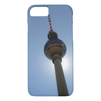 Fernsehturm Berlin iPhone 8/7 Hülle