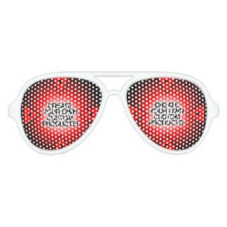 Fertigen Sie besonders an,/personifizieren Piloten Sonnenbrillen