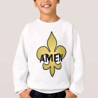 """Fertigen Sie """"Superheilige """" kundenspezifisch an Sweatshirt"""
