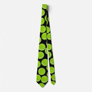Fertigen Sie Tennis-Ball-Party besonders an Krawatte