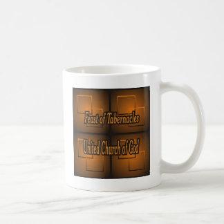 Fest der Tabernacles-Einzelteile Kaffeetasse