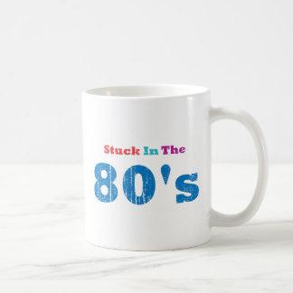Fest in den achtziger Jahren Kaffeetasse