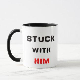 Fest mit ihm tasse