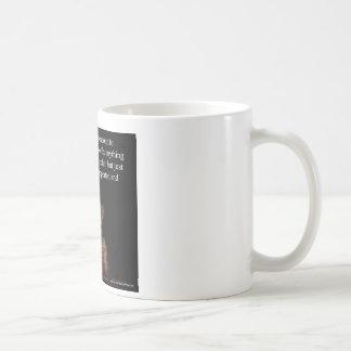 Feste Umarmung Kaffeetasse