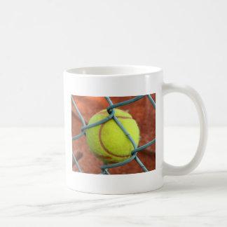 Fester Tennisball! Kaffeetasse