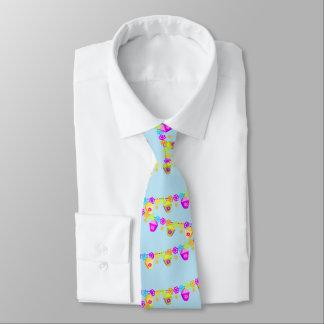 Festival- und Feiertagsdekorationen in den Personalisierte Krawatte