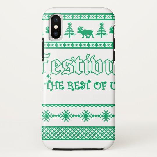 FESTIVUS Weihnachten HTC Vivid Cover