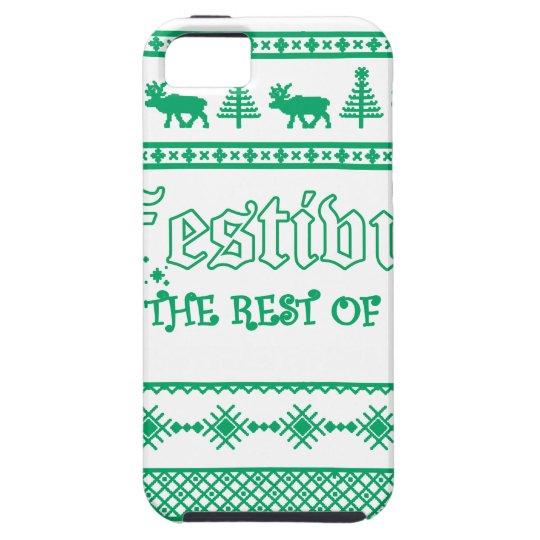 FESTIVUS Weihnachten iPhone 5 Case