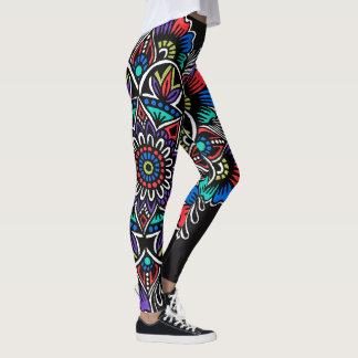 Festliche Mandala Leggings