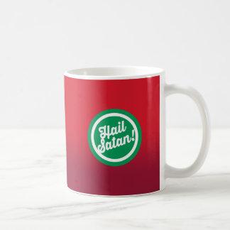 Festlicher Hagel Satan Tasse