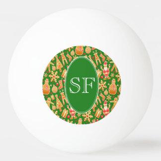 Festliches Sankt- und Ping-Pong Ball