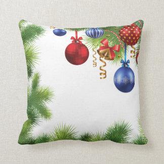 Festliches Weihnachtsentwurfs-Kissen Kissen