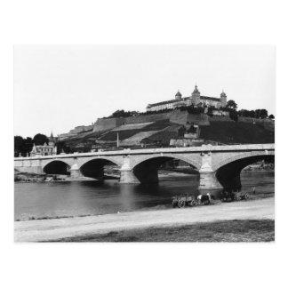 Festung Marienberg Festung Postkarte