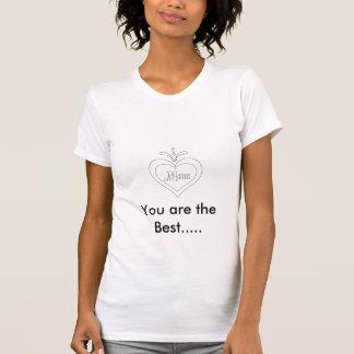 Fête des mères t-shirt